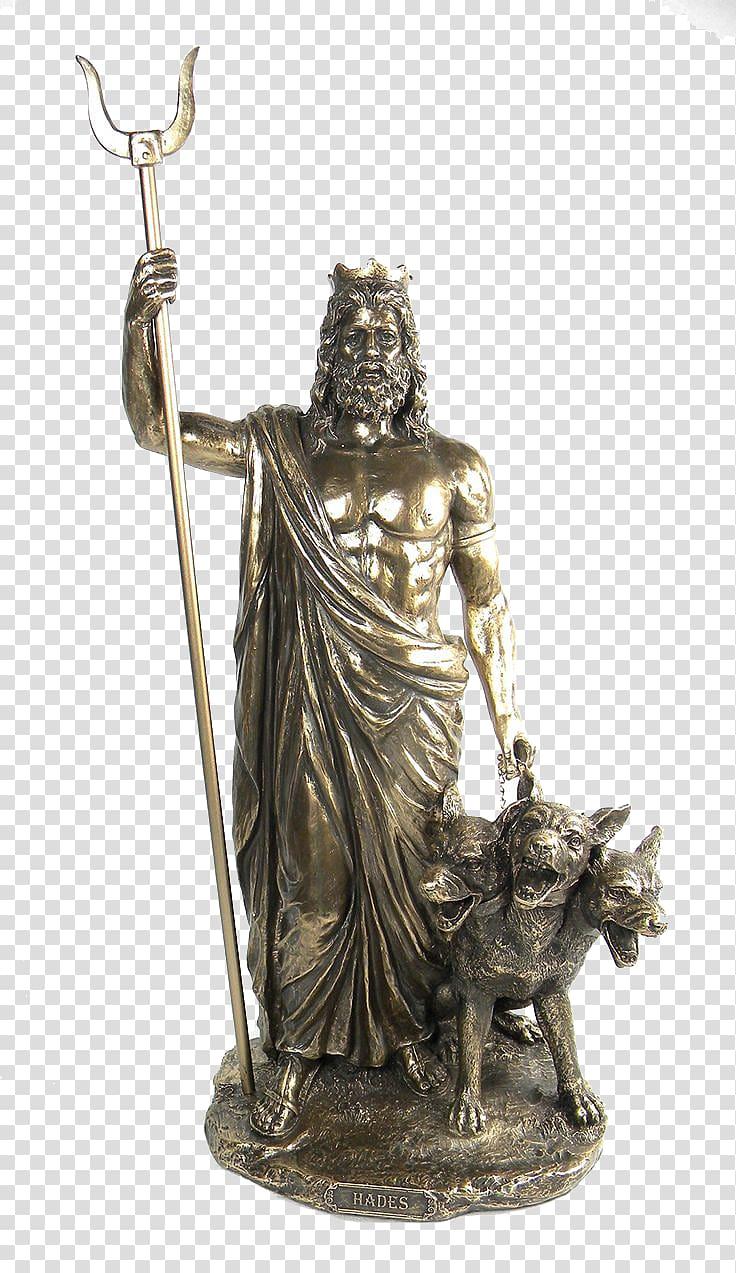 Hades Poseidon Persephone Zeus Greek mythology God transparent 736x1273