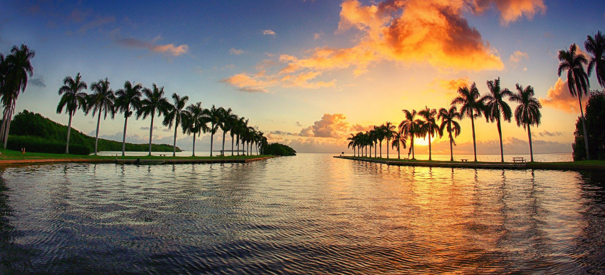 Panoramic Beach Wallpaper Wallpapersafari