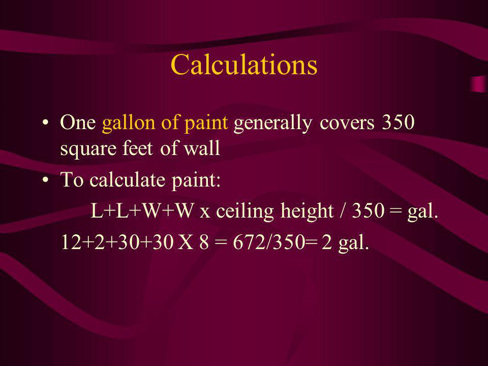 48+ Figuring Wallpaper Square Footage on WallpaperSafari