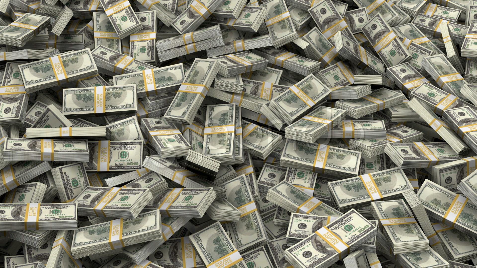 Money Stacks Wallpaper 1920x1080