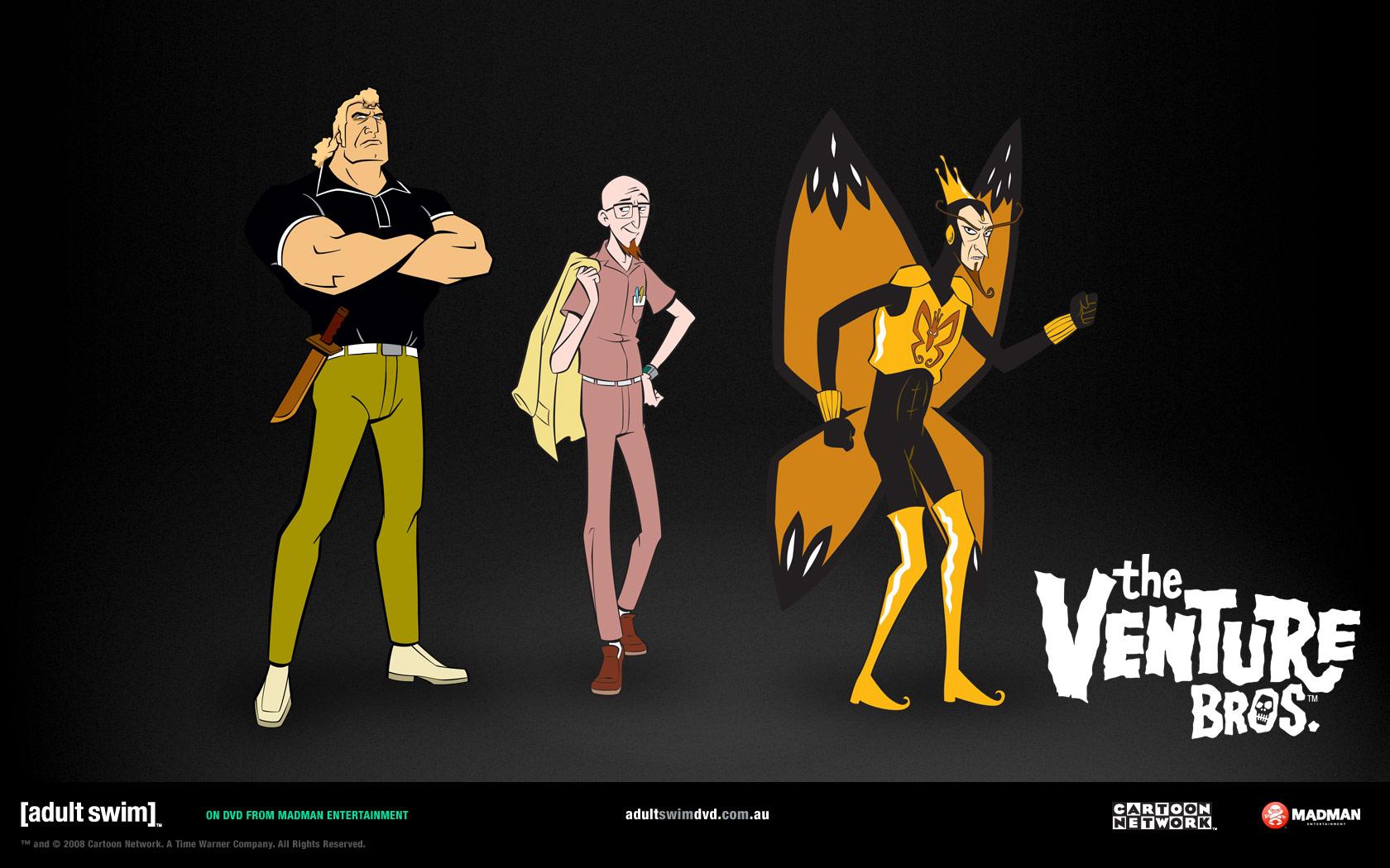 Venture Bros WallpaperVenture Bros Blog 1680x1050