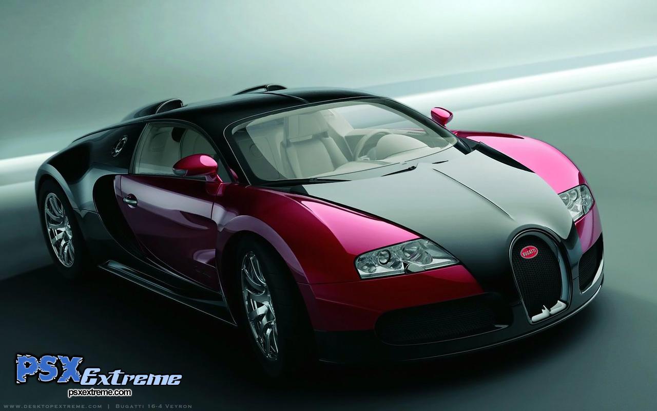 bugatti veyron pink and black bugatti veyron silver bugatti veyron 1280x800