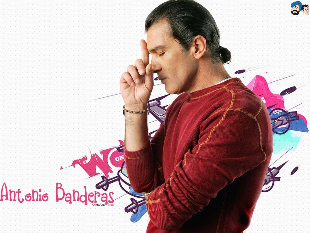 Antonio Banderas Wallpaper 18   1024 X 768 stmednet 1024x768