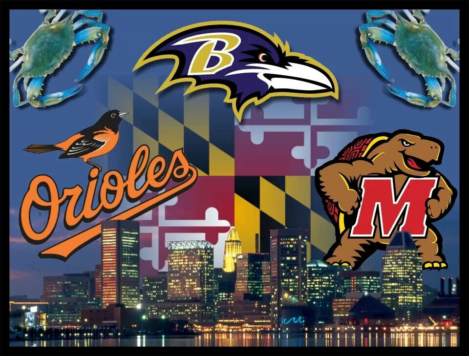 All on one pic Baltimore Sports Pinterest 960x729