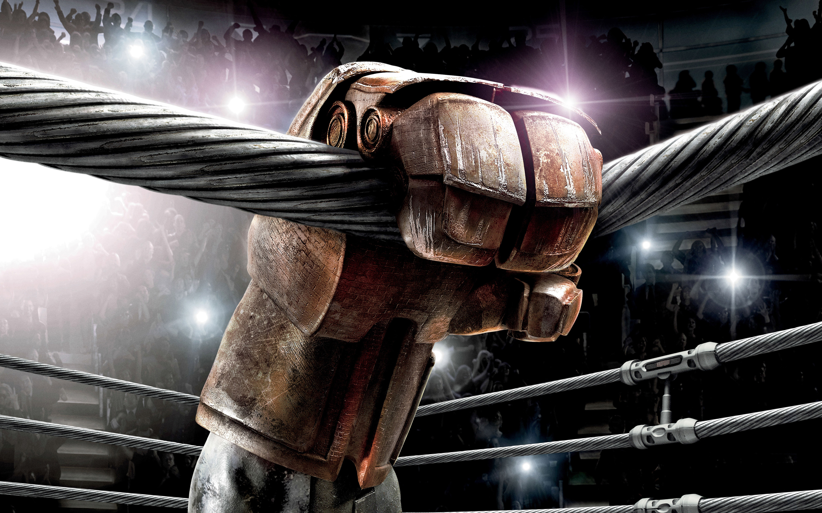 Real Steel 2011 Movie Wallpapers HD Wallpapers 2880x1800