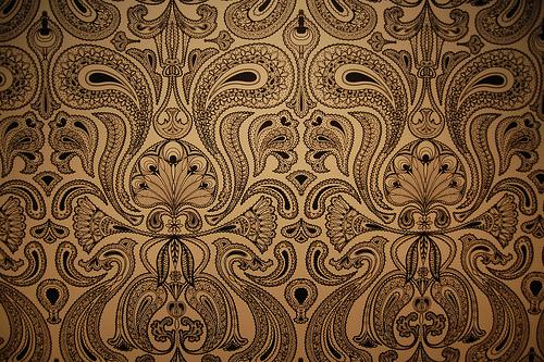 The Blackstone Renaissance Bathroom Wallpaper Flickr   Photo 500x333