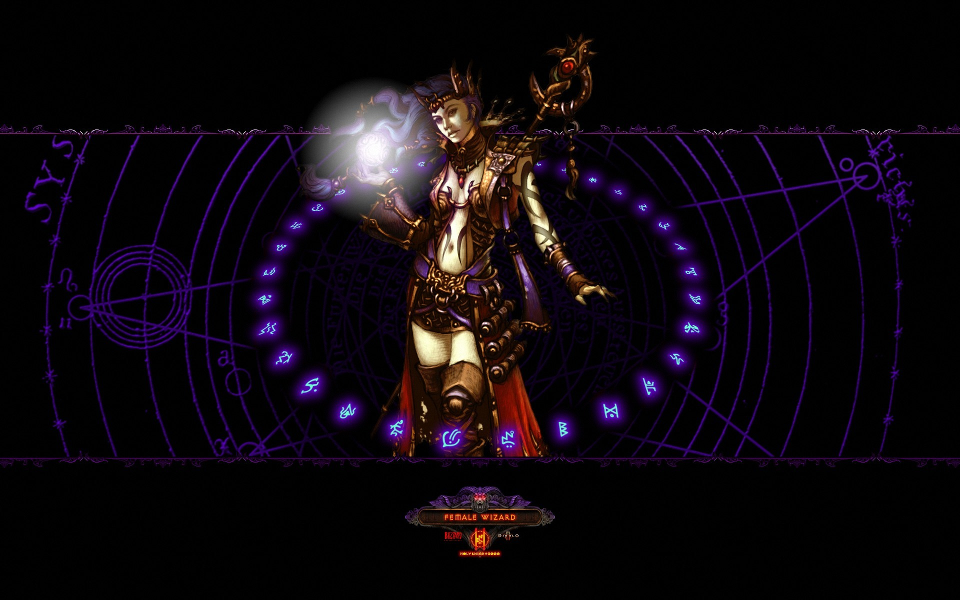 Diablo 3 RoS Wallpaper