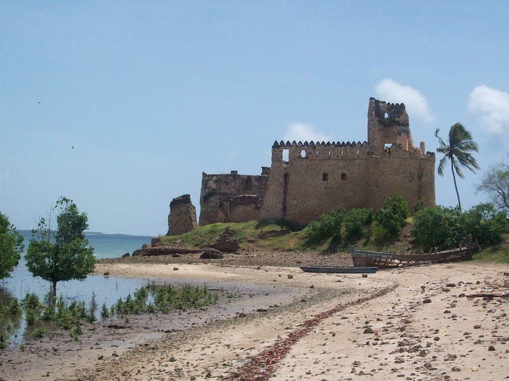 Kilwa Kisiwani was once the most famous trading post in East 1024x768