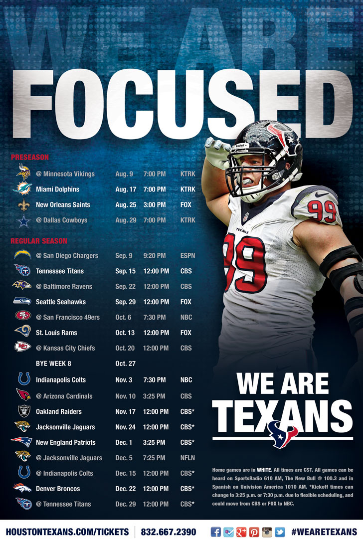 Houston Texans Desperately Seeking Sunday 728x1091