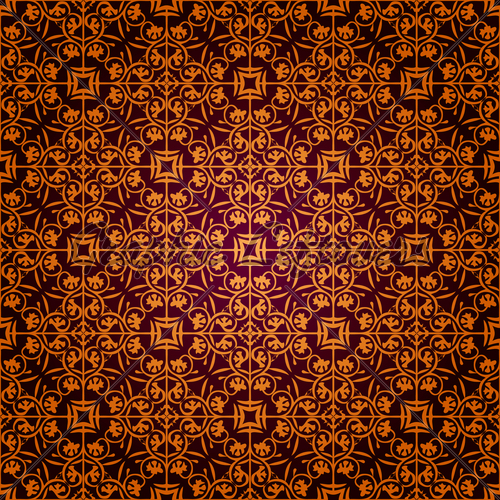 Pattern Gothic GL Stock Images 500x500