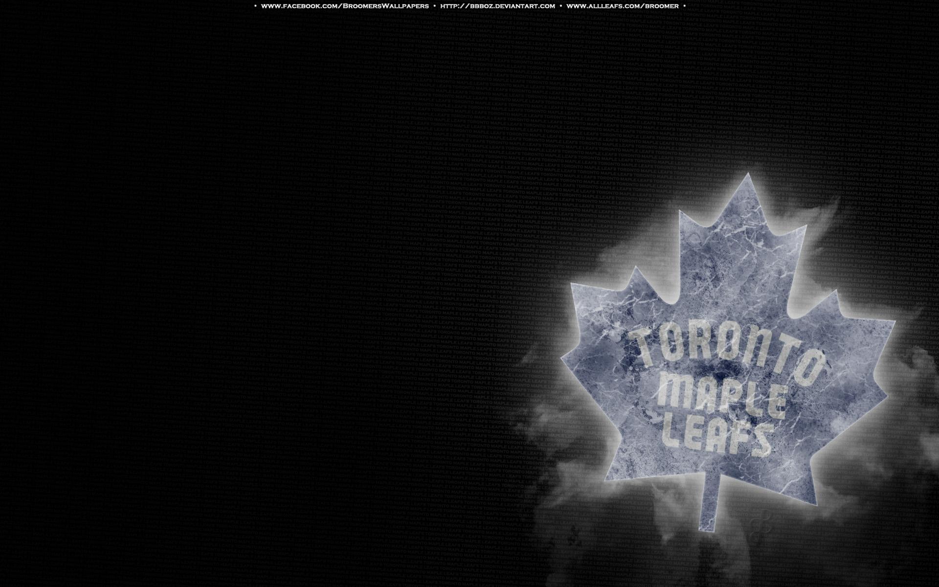 Toronto Maple Leafs 67 ICE by bbboz 1920x1200