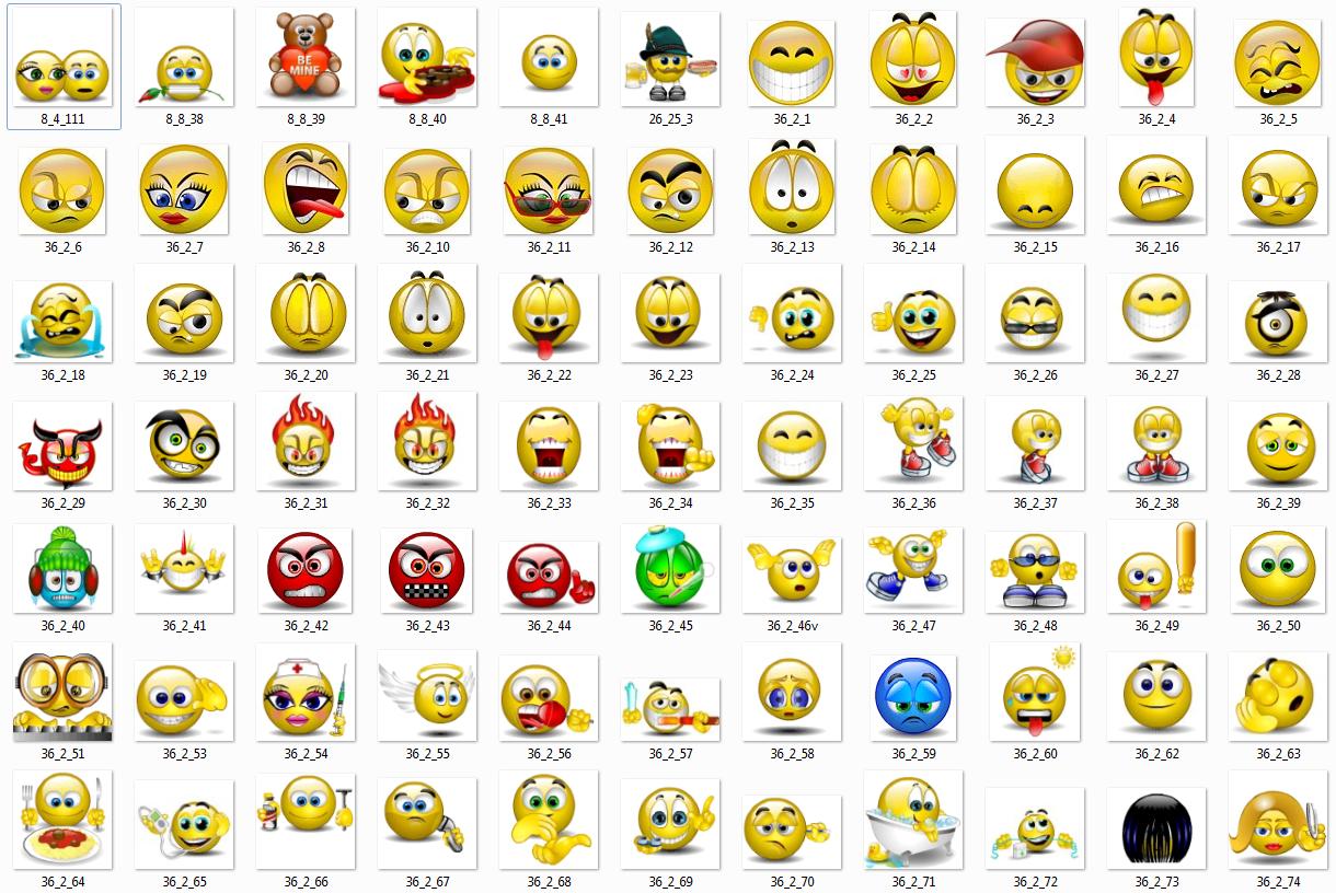 free smiley faces wallpaper
