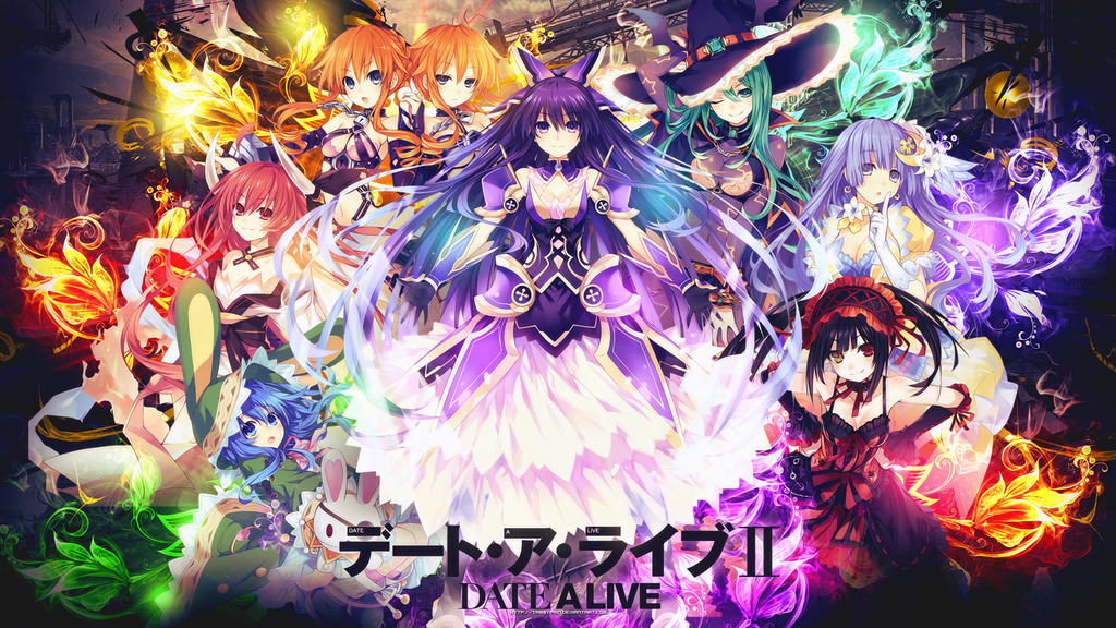 Moonlight Summoners Anime Sekai Date A Live 1024x576