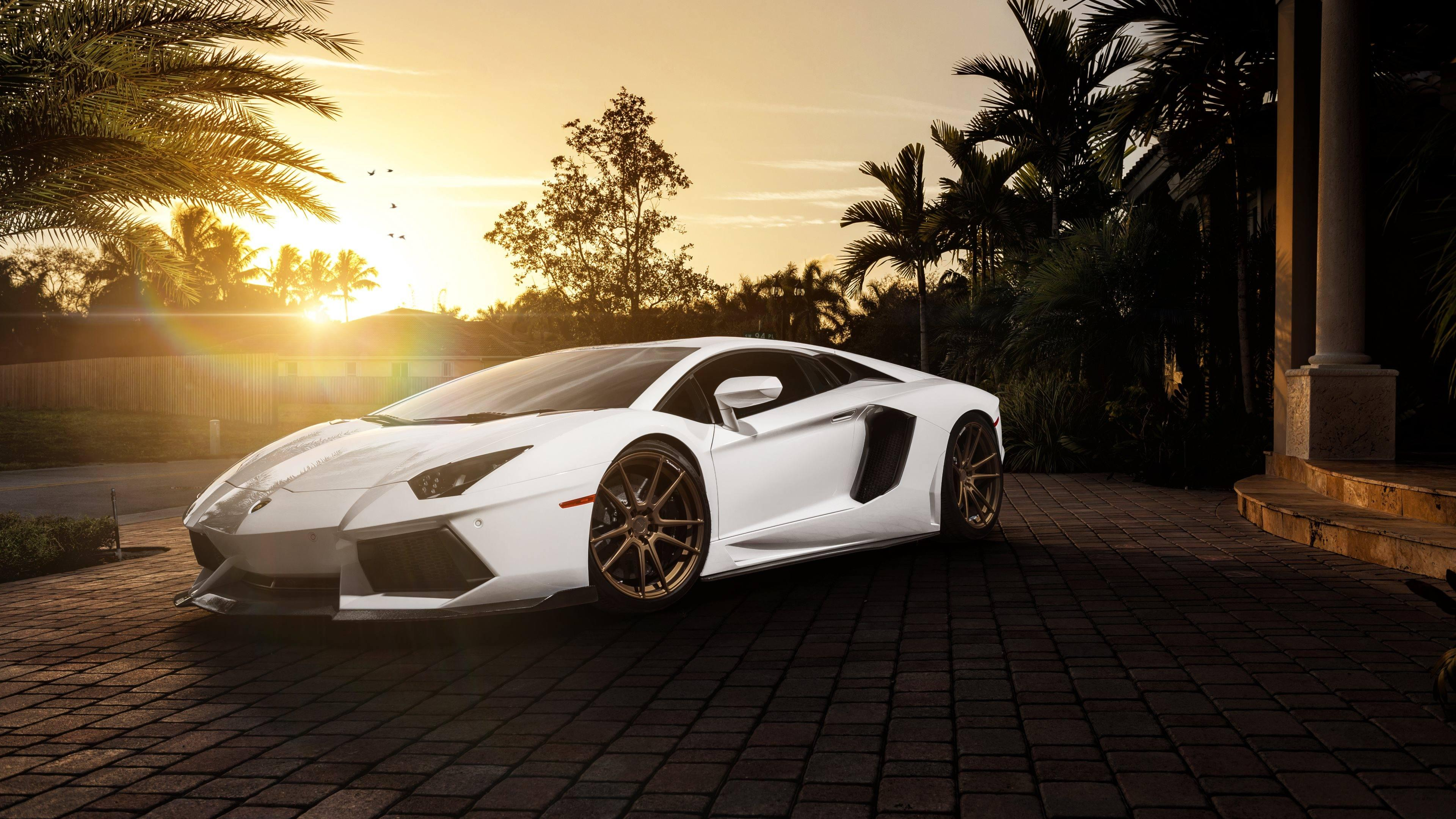 Lamborghini 4k Wallpaper Wallpapersafari