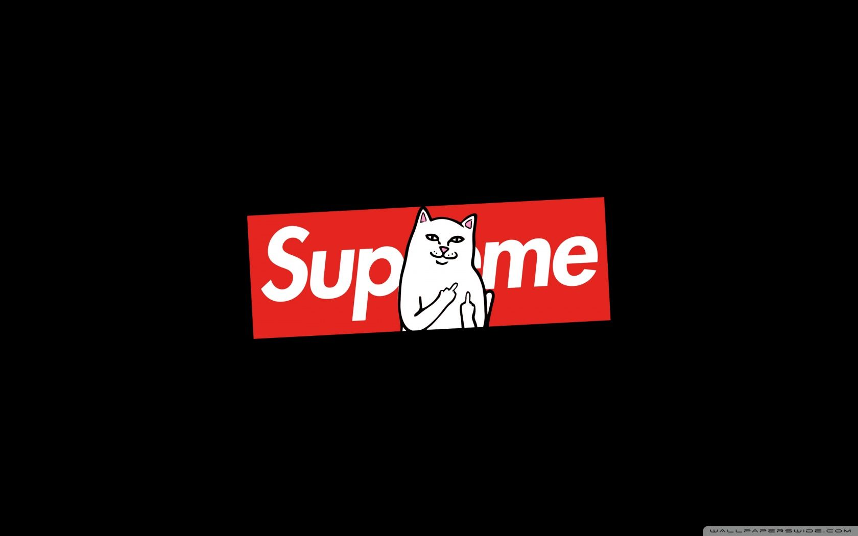 Supreme Wallpapers   Top Supreme Backgrounds   WallpaperAccess 1680x1050