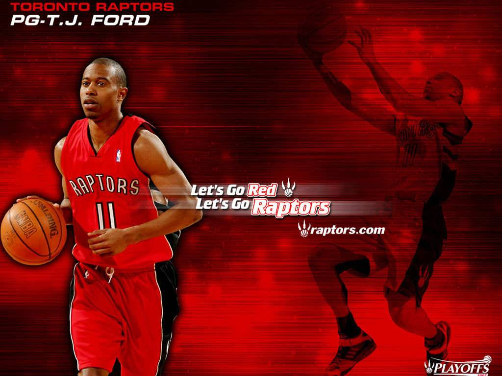 NBA Raptors TJ Ford Pictures   Toronto Raptors Wallpaper 1024x768