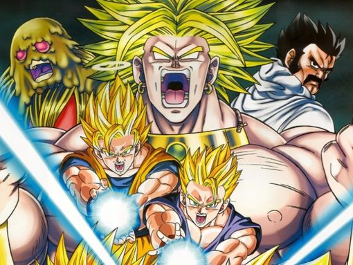 dragon ball z wallpapers to your cell phone   anime broly dragon ball 510x383