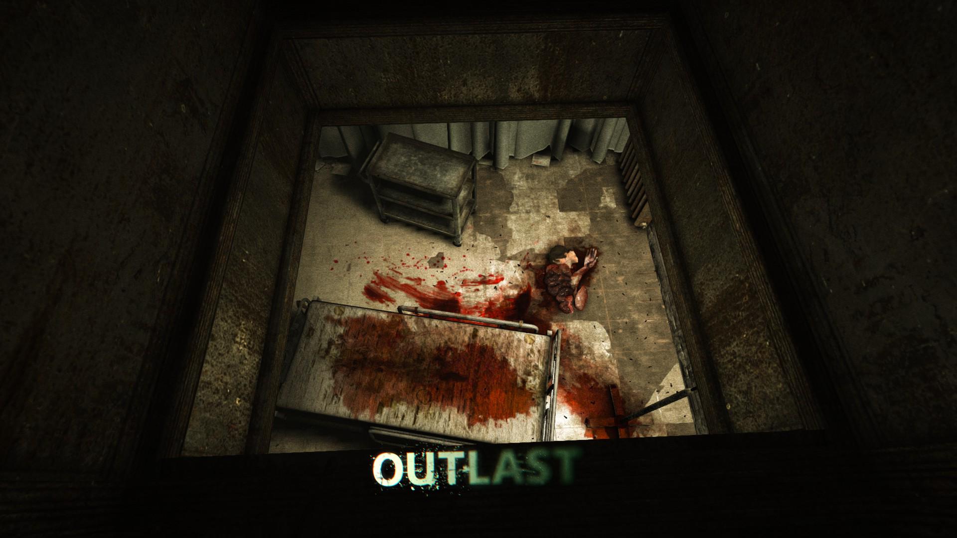 Outlast wallpaper I made from a Screenshot 1920x1080 Outlast 1920x1080