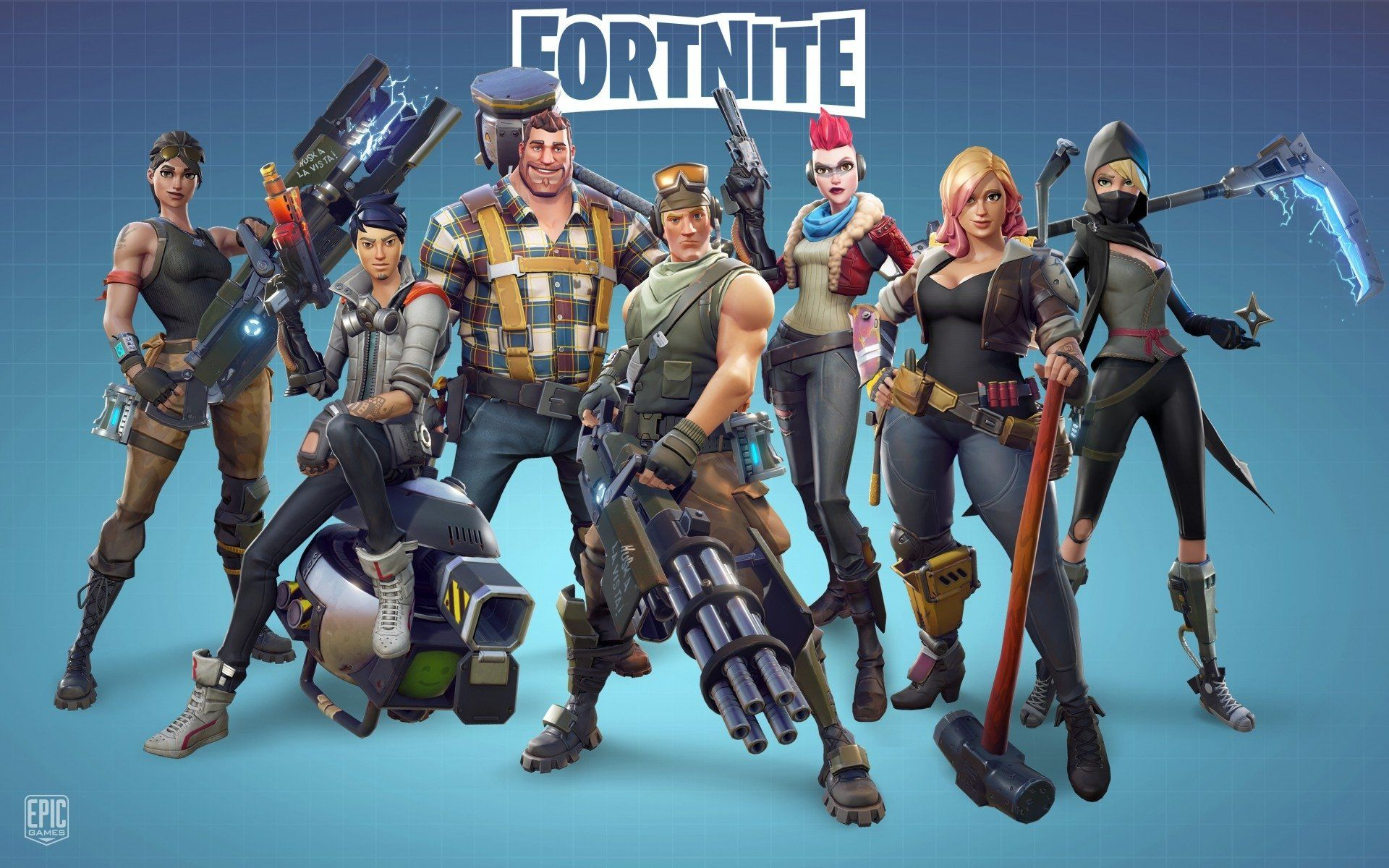 Fortnite Wallpapers   Top Fortnite Backgrounds   WallpaperAccess 1920x1200