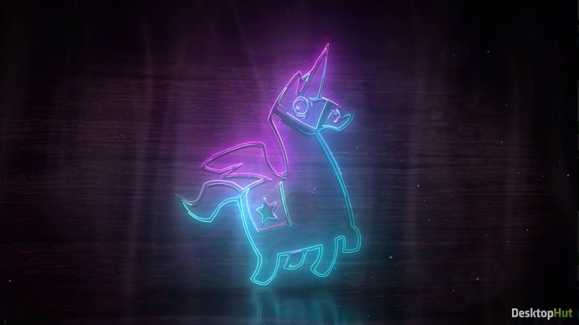 20 Fortnite Llama Wallpapers On Wallpapersafari