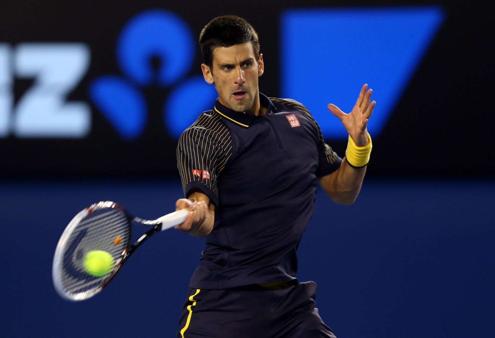Download Novak Djokovic HD Wallpaper 2013 1600x1093