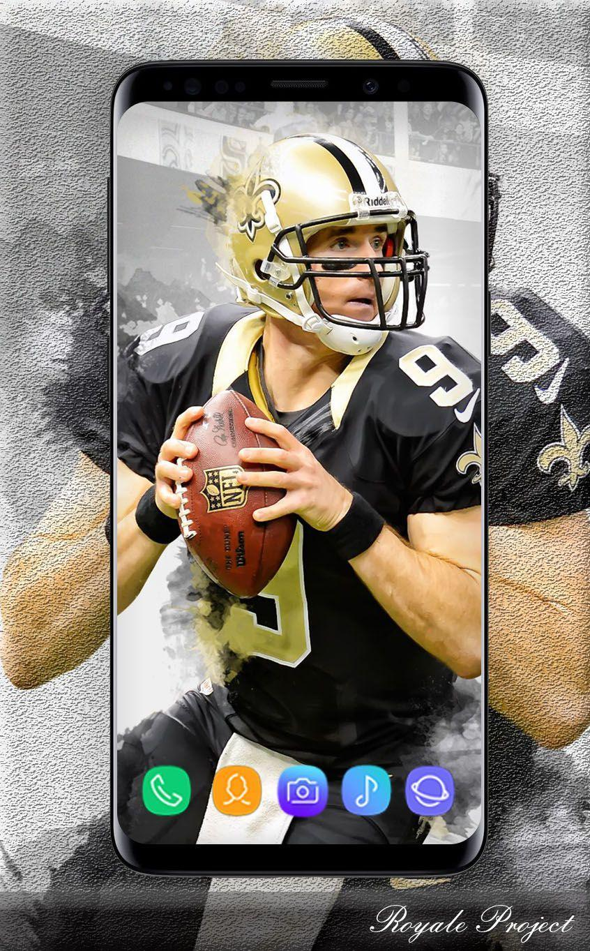 Drew Brees Wallpaper for Android   APK Download 846x1363