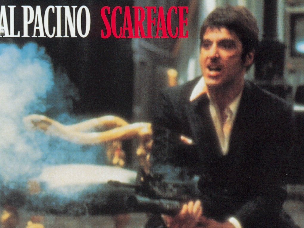 Scarface Cell Phone Wallpaper 1021x768