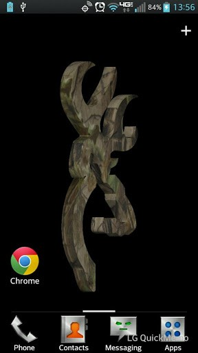 Browning Logo Backgrounds For Iphone View bigger   browning camo 288x512