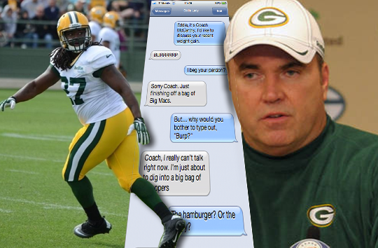 Eddie Lacy Before And After Eddie Lacy Wallpaper 2...