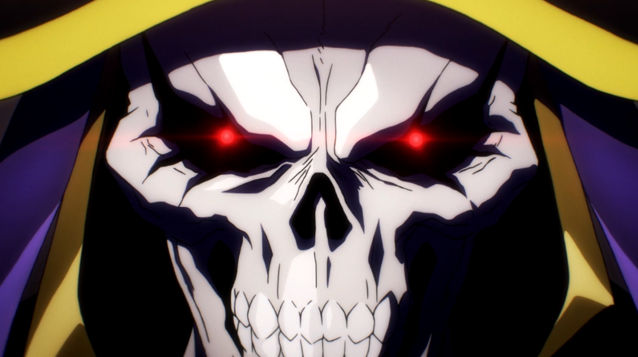 Overlord Anime Cool Backgrounds Wallpapers 1253x701
