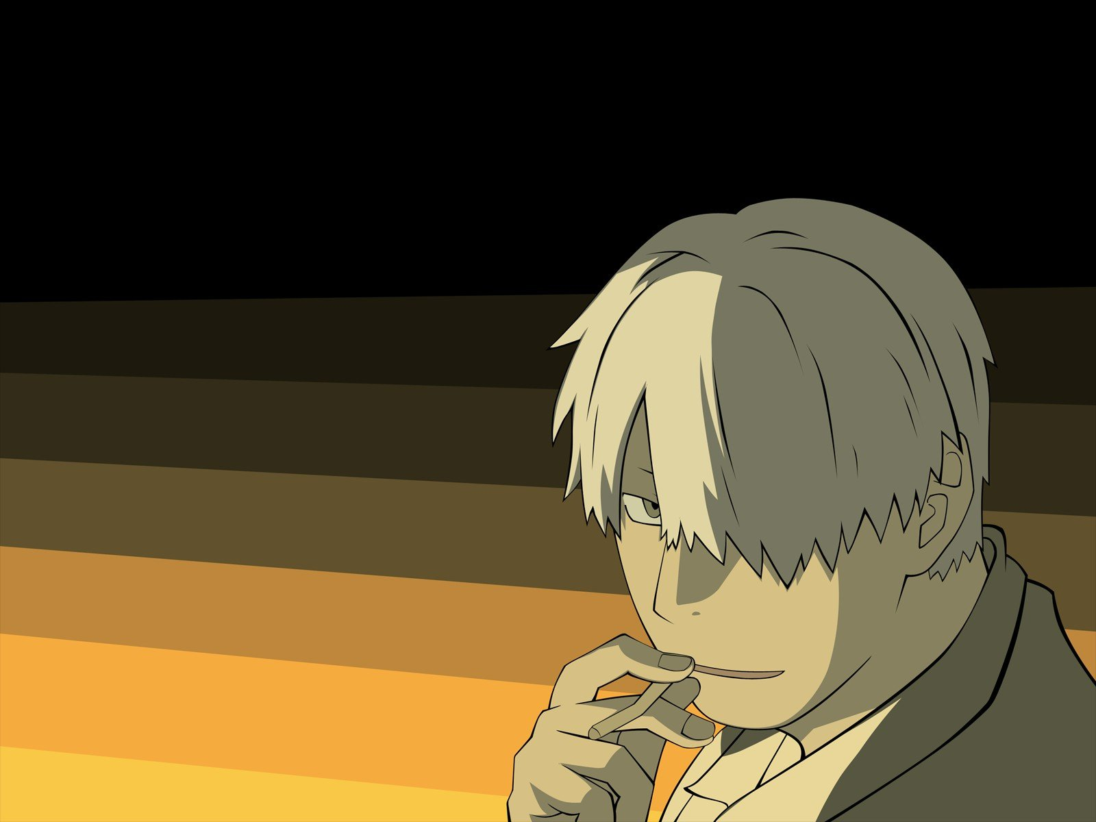 Ginko Mushishi 12 Wide Wallpaper Wallpaper 1600x1200