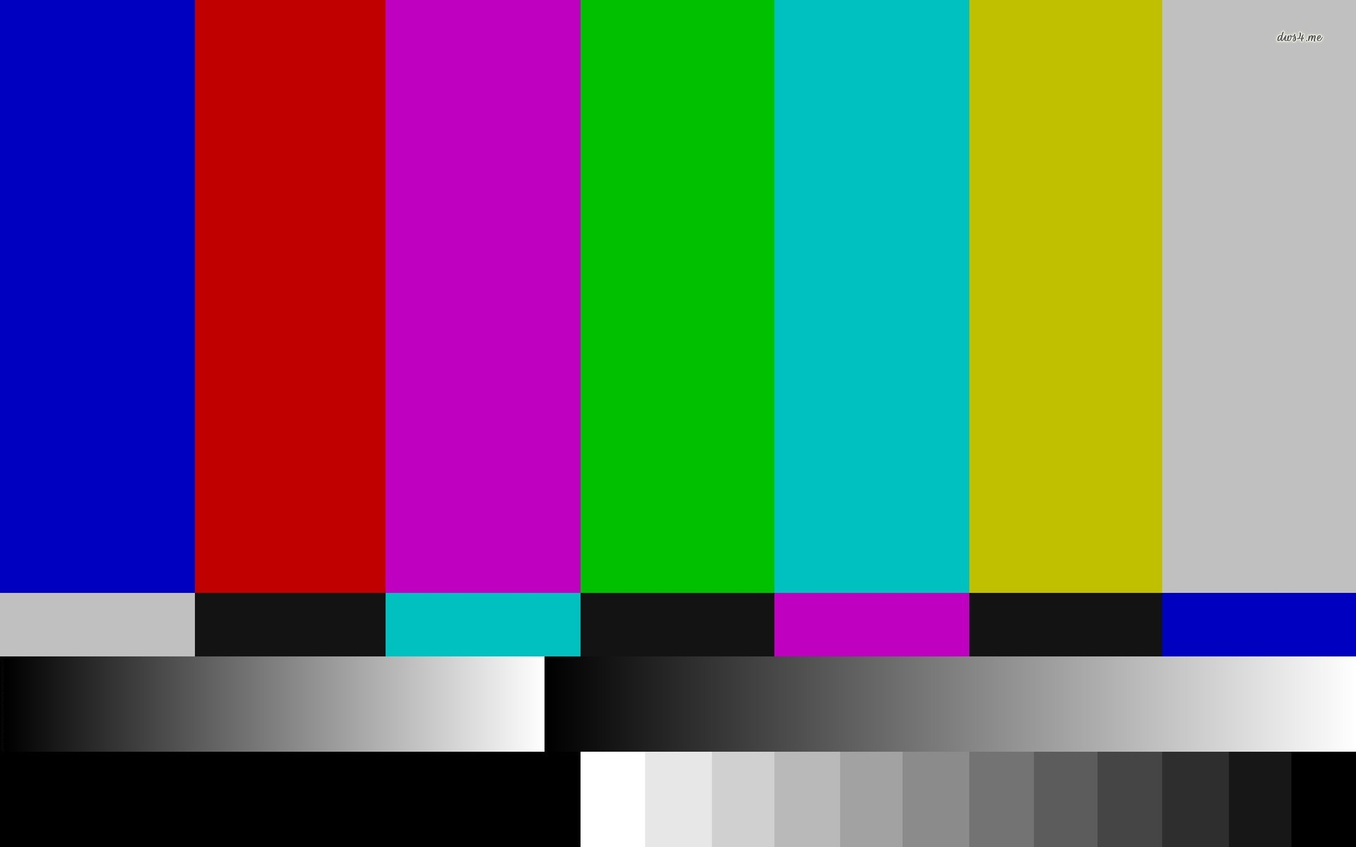 TV test pattern wallpaper   Abstract wallpapers   15934 1920x1200
