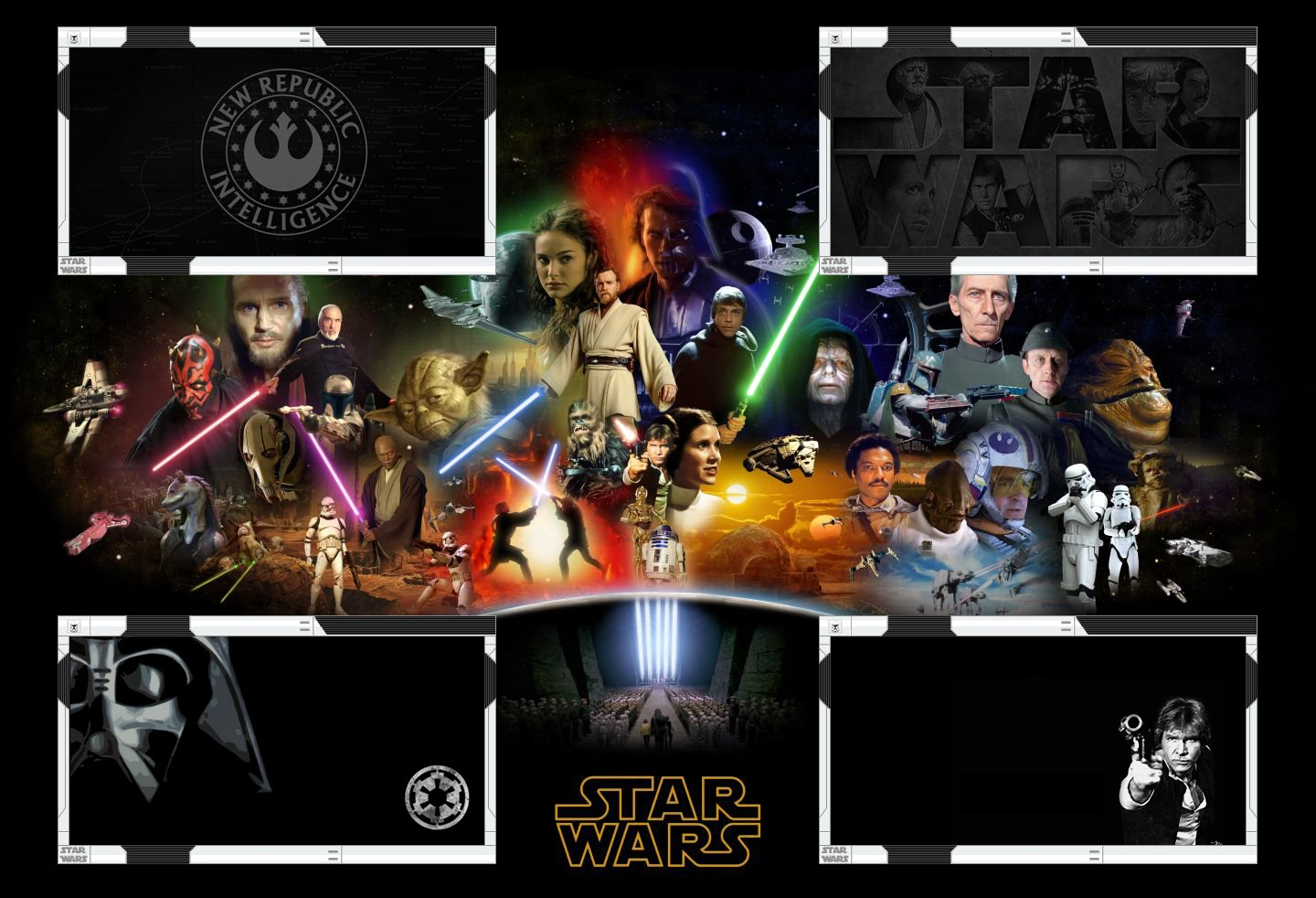 Star Wars PSP theme Wallpapers by a666a 1440x982