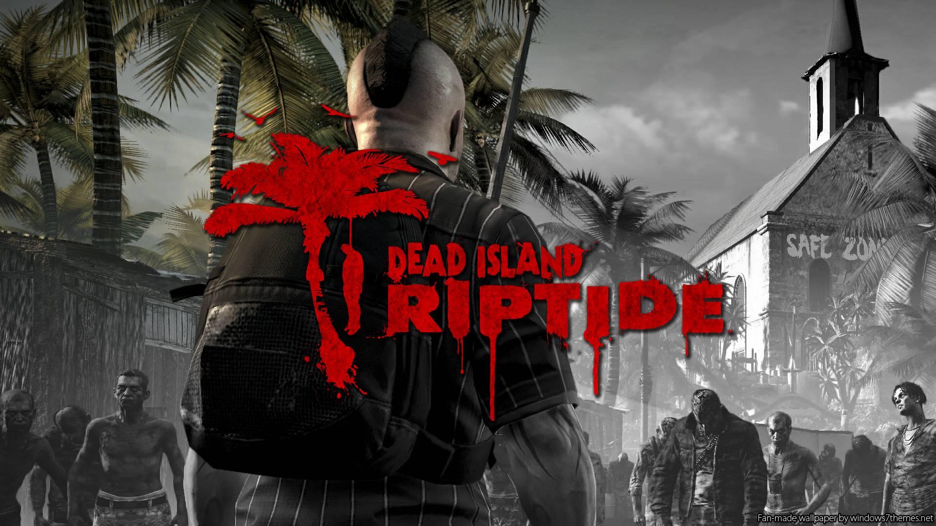 Dead Island Riptide Wallpapers in 1080P HD « GamingBolt ...