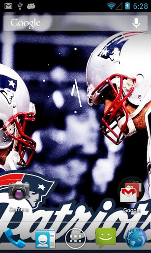 Download New England Patriots Wallpaper for Android by Noise Zoo 307x512