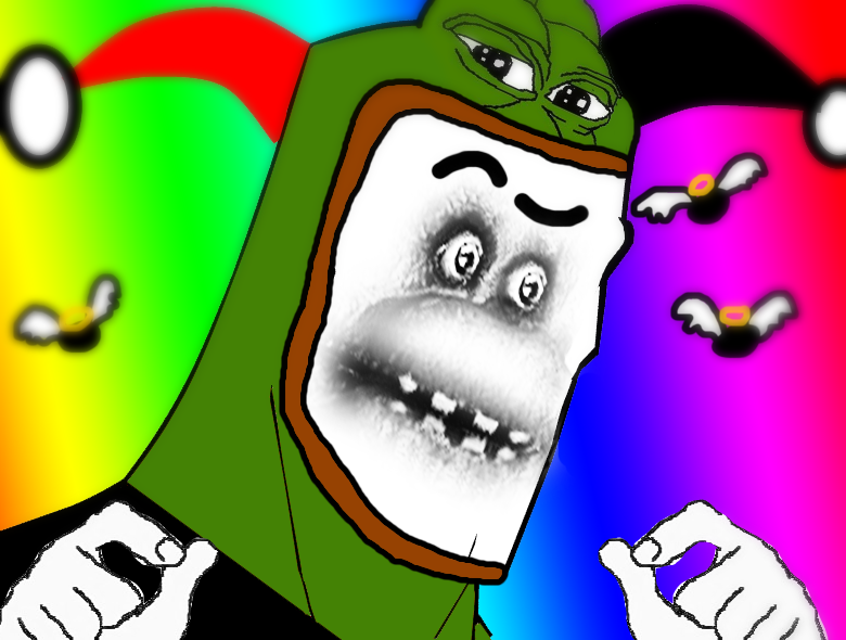 Very Rare Pepe commission by Fazboggle 780x590