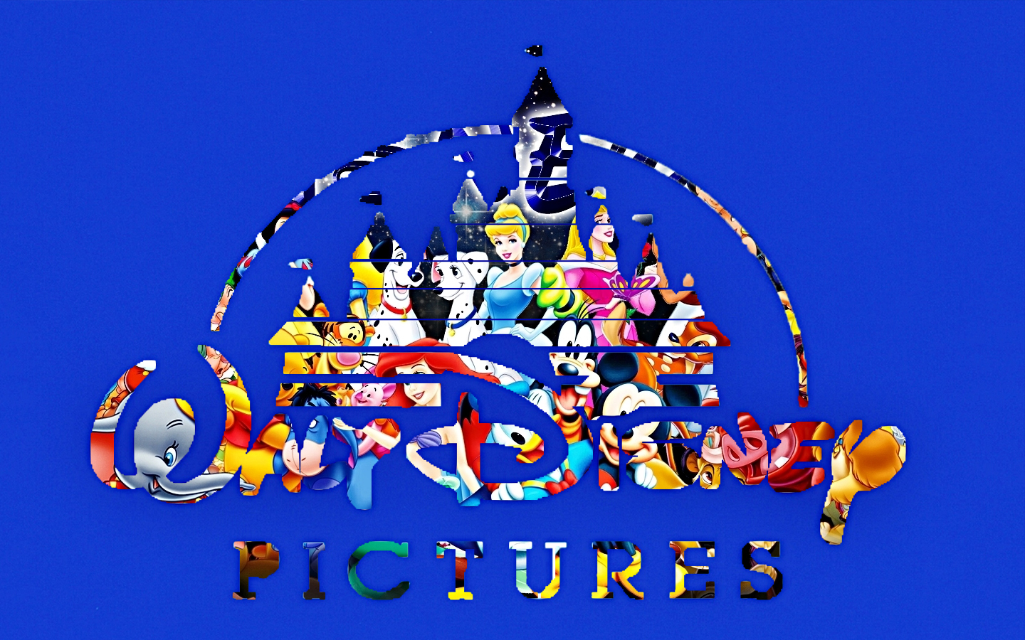 Disney Logo Wallpaper 1440x900