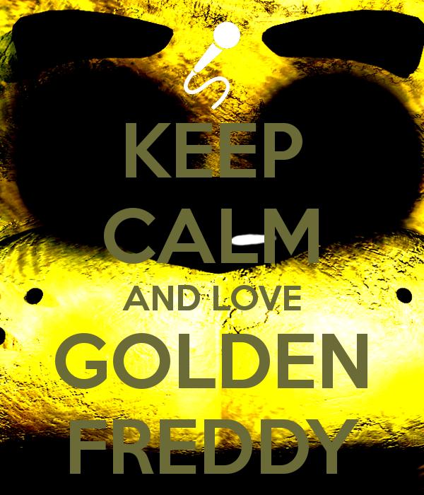 Keep Calm FNAF posters by JOYtobeGennevive 600x700