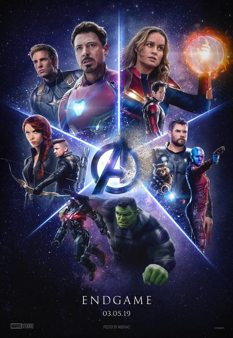 Best Avengers Endgame Avengers 4 Wallpapers for Desktop and 742x1077