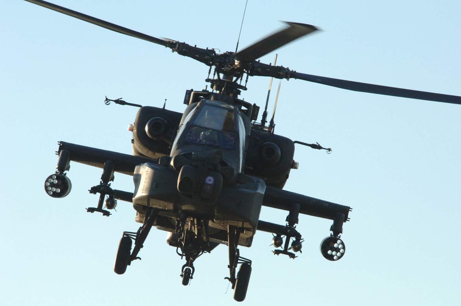 Apache Helicopters Sunset HD Wallpapers Download Wallpapers in HD 1600x1063