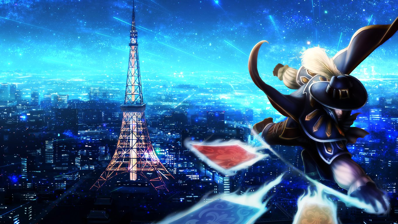 musketeer twisted fate by xcreeps customization wallpaper photo 1366x768
