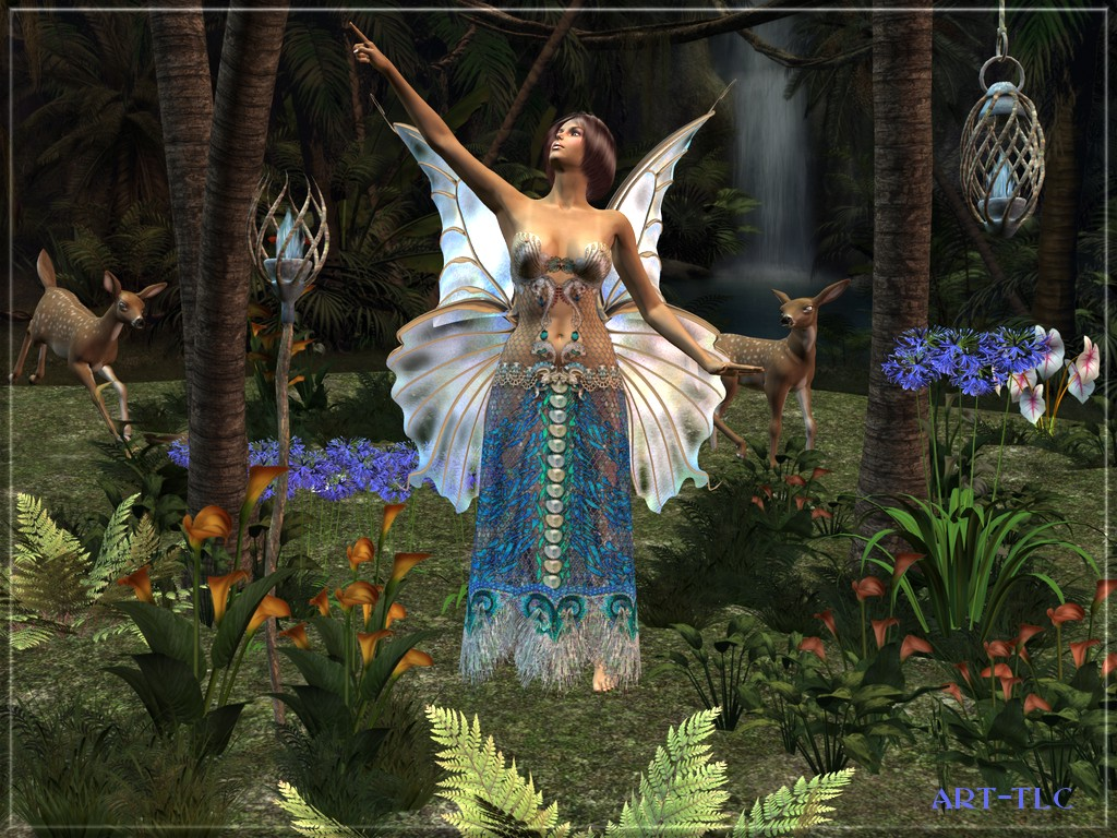 Fairy screensavers and wallpapers and themes wallpapersafari - Free fairy wallpaper and screensavers ...