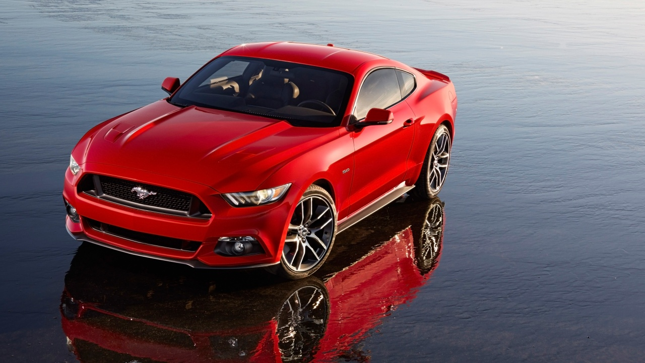 2015 Ford Mustang Wallpaper HD Car Wallpapers 1280x720