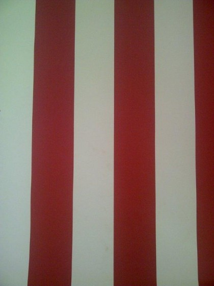 wp139 wallpaper red and off white stripe high quality striped vinyl 420x560
