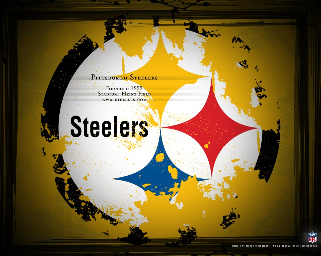 this new Pittsburgh Steelers desktop background Pittsburgh Steelers 1280x1024