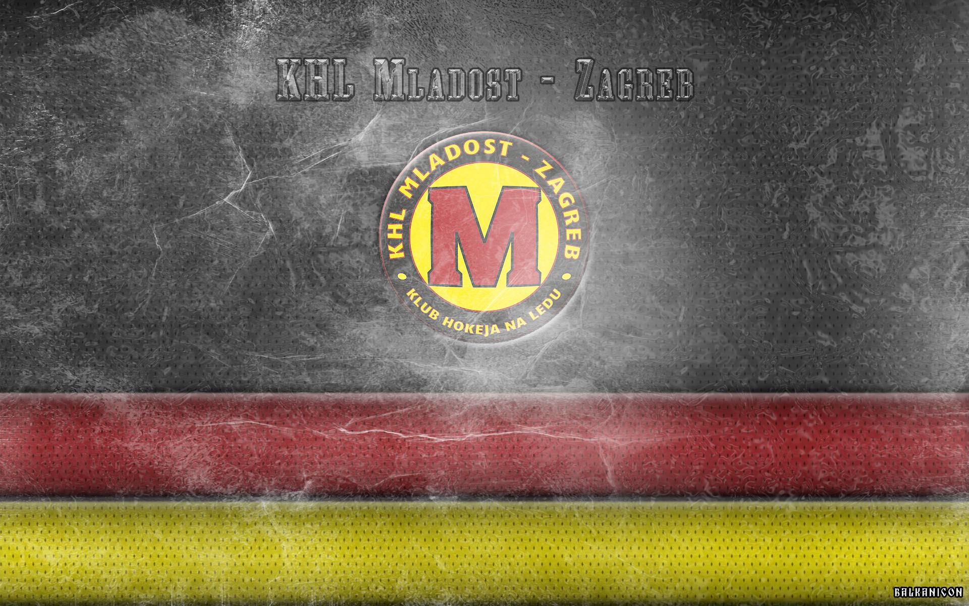 KHL Mladost wallpaper by Balkanicon 1920x1200