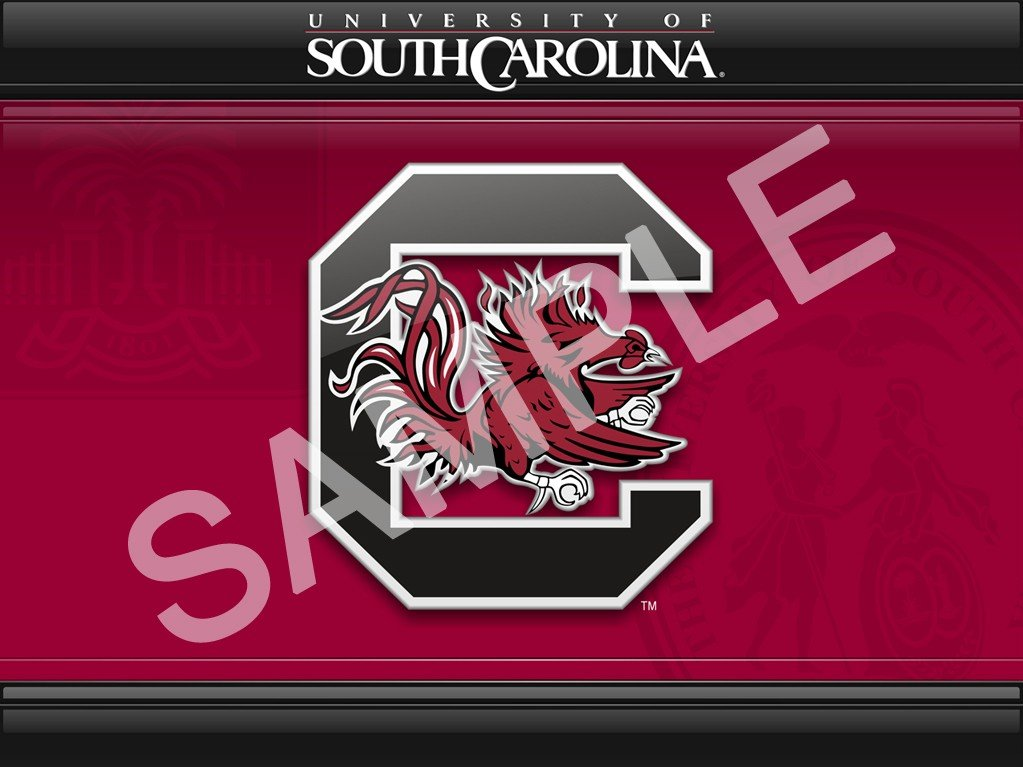 MyColors University of South Carolina Desktop Screenshot 4 of 4 1023x767