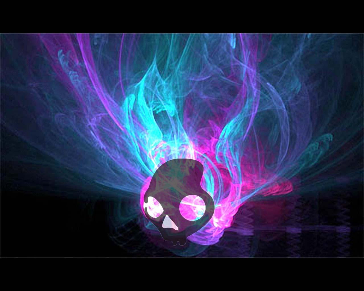 Wallpaper SkullCandy   Taringa 1280x1024