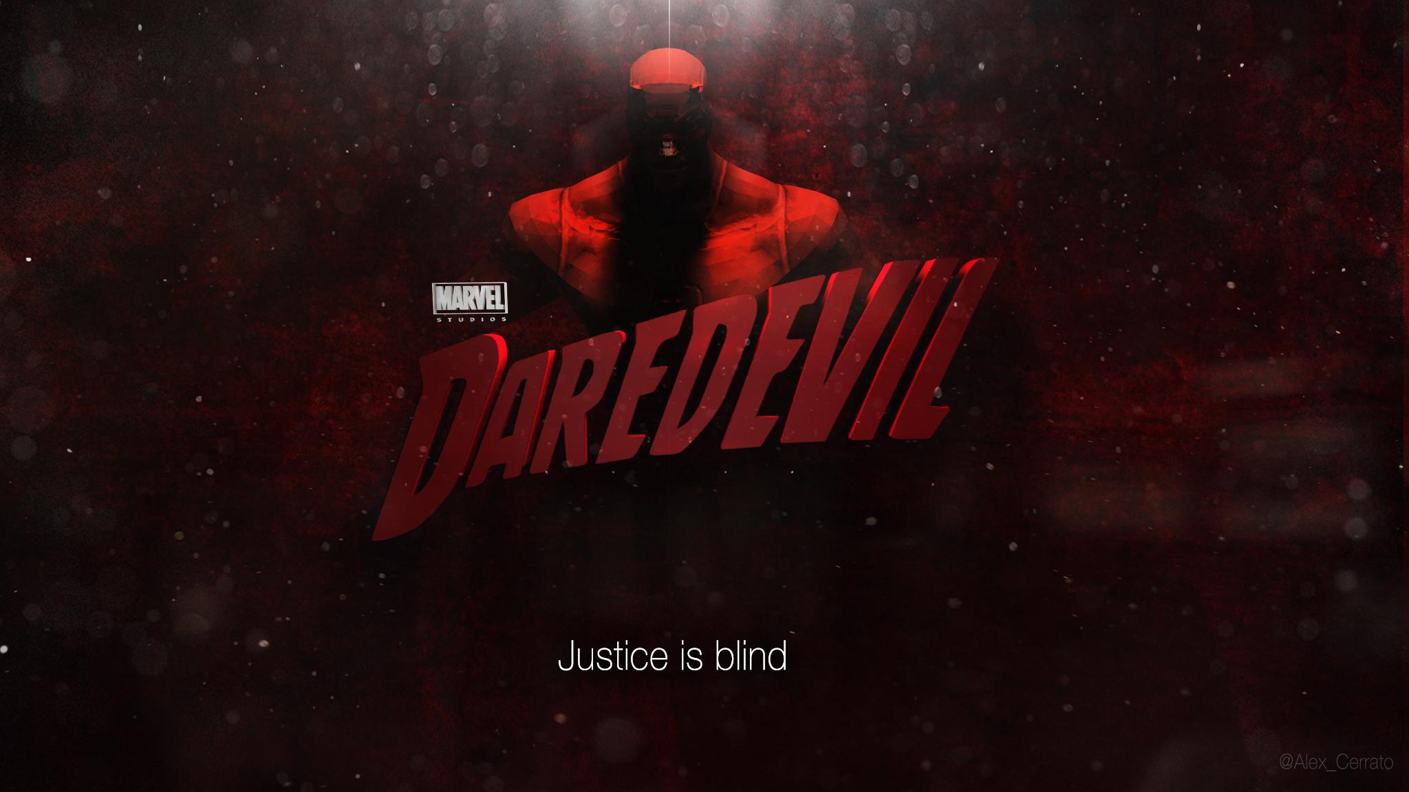 Daredevil TV Series   Wallpaper by Alex4everdn 2048x1152