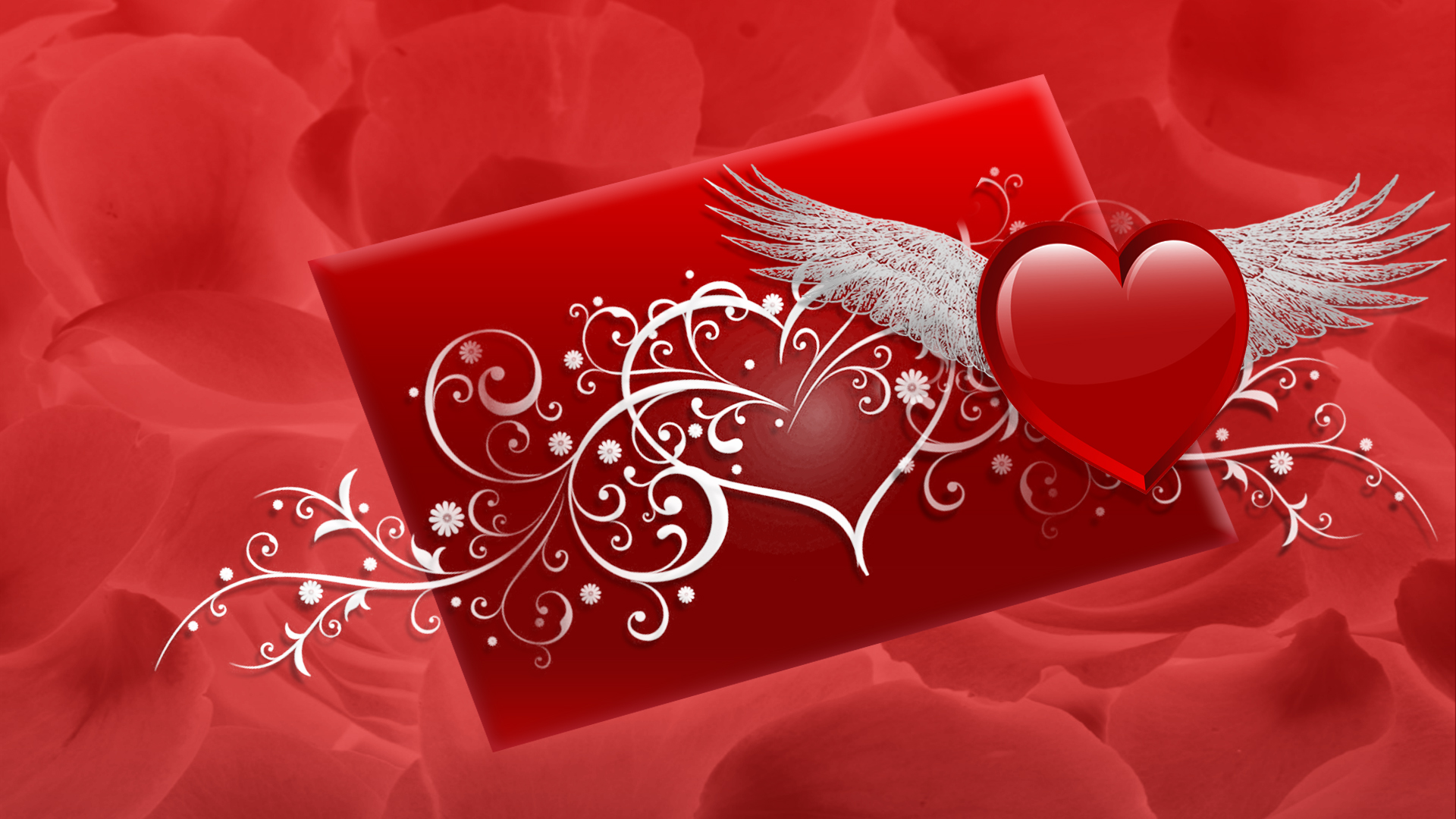 Back Gallery For valentine wallpaper and screen savers 1920x1080